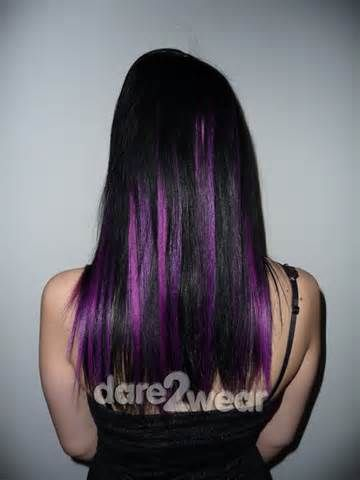 Image detail for -Rocks Rainbow Hair Streaks Crazy & Funky Fashion Fame - Free Download ...