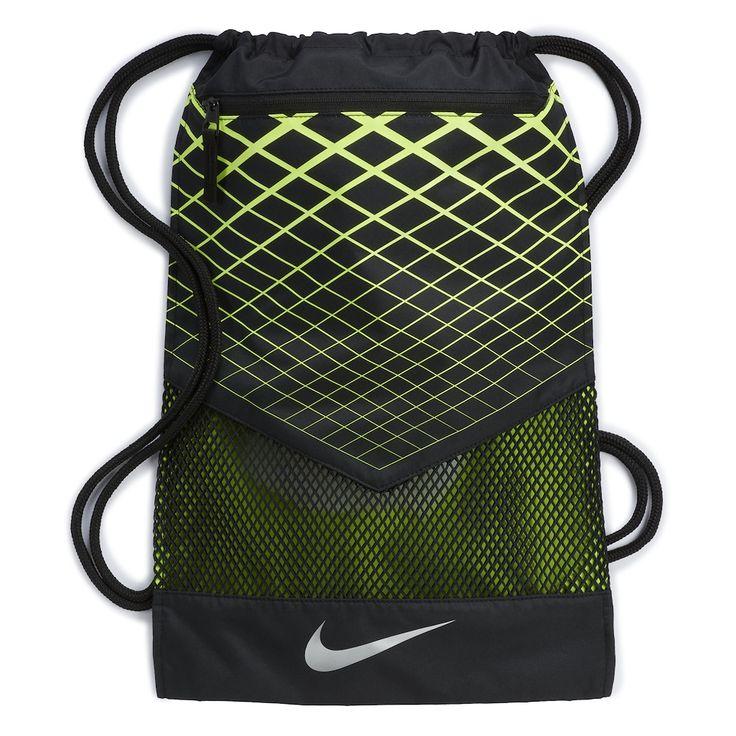 Nike Vapor Gymsack Backpack, Black