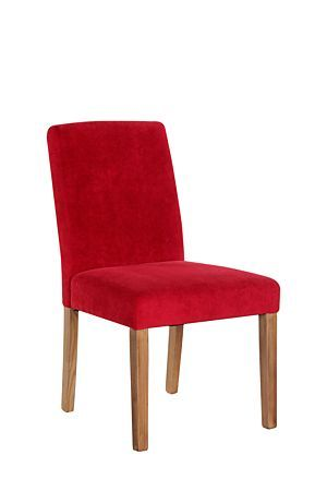 "Upholstered in polyester, this chair is perfectly suited to both everyday and formal dining.<div class=""pdpDescContent""><ul><li> Pine and plywood frame</li><li> Polyester</li><li> Assembly required</li></ul></div><div class=""pdpDescContent""><BR /><b class=""pdpDesc"">Dimensions:</b><BR />L53xW63xH93 cm<BR /><BR /><div><span class=""pdpDescCollapsible expand"" title=""Expand Cleaning and Care"">Cleaning and Care</span><div class=""pdpDescContent"" style=""display:none"