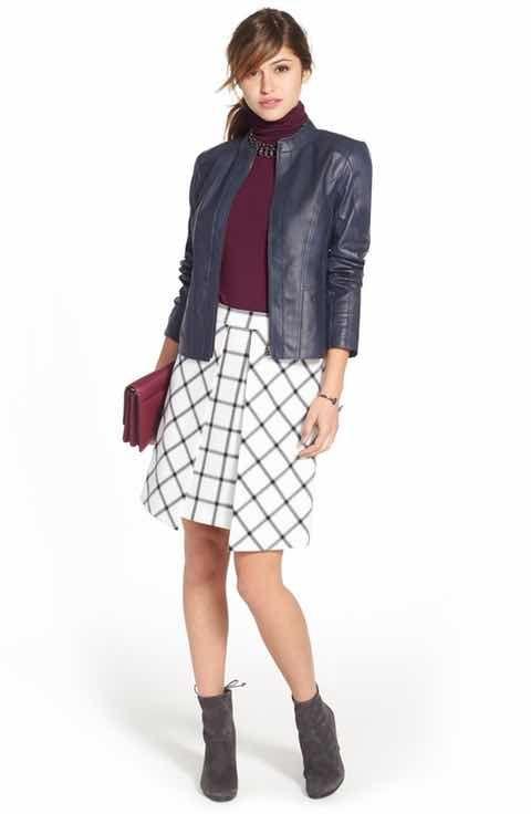 Halogen® Jacket, Shell & Skirt