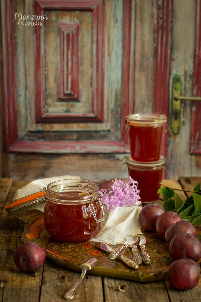 Mermelada de ciruelas rojas (con y sin Thermomix). Consejos para hacer la perfecta mermelada casera.