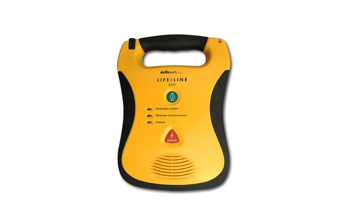 portable defibrillator how to use