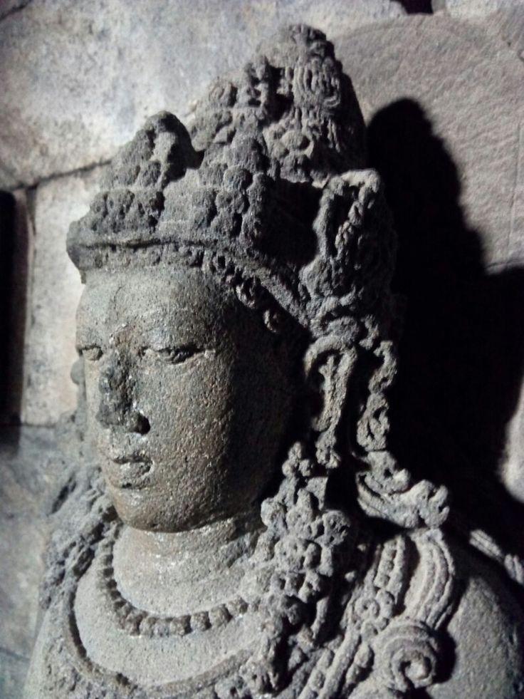 Inside Prambanan