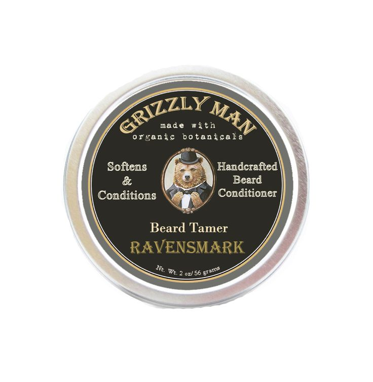 PATCHOULI Grizzly Man Beard Balm/ Herbal Beard Conditioner/ Men's Skincare by GrizzlyManBeard on Etsy https://www.etsy.com/listing/268117038/patchouli-grizzly-man-beard-balm-herbal