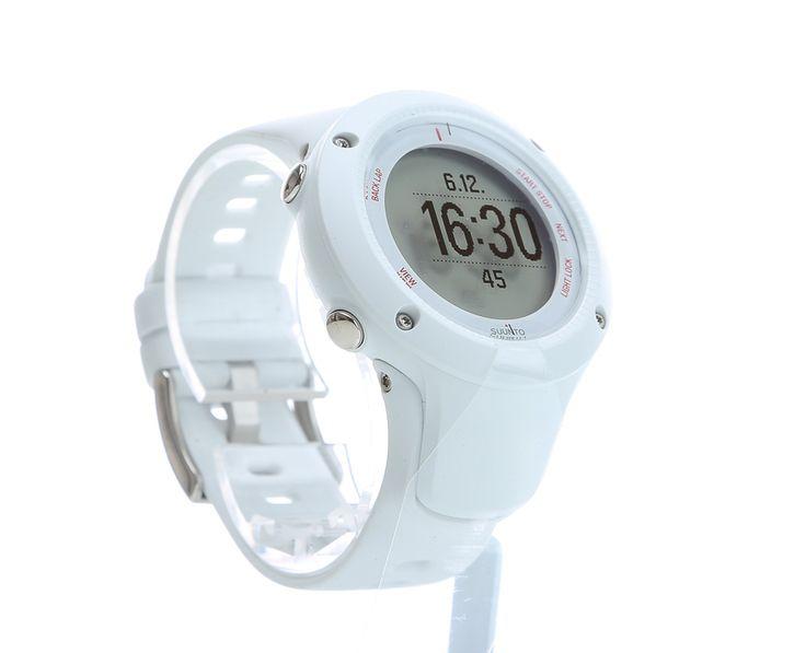 Tilskudd til å kjøpe en pulsklokke for løping, for eksempel Ambit3 Run White HR. Trenger en for trening til halvmaraton.