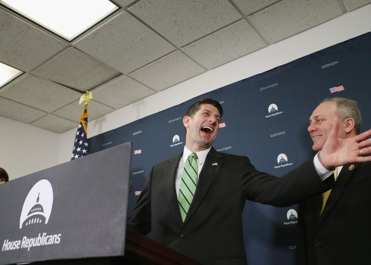 Paul Ryan: I've Been Dreaming About Kicking Poors Off Medicaid Since I Was a Drunk Frat Boy