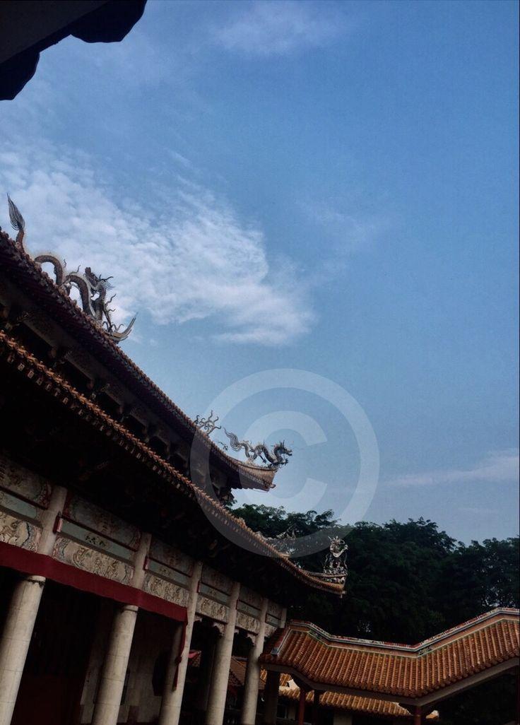 Temple Cloud Dragon