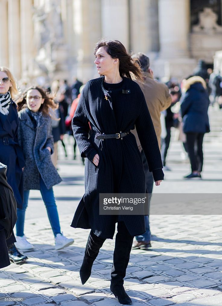 Paris Fashion Week  Fall