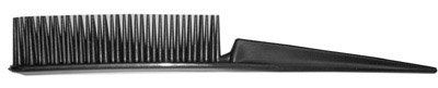 Back Comber Brush / Black / 3 - Pack ** Details can be found by clicking on the image.