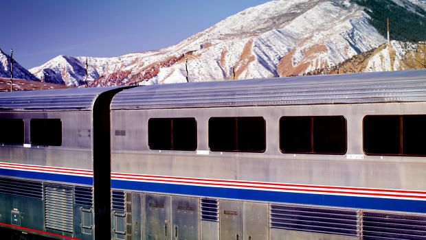 Amtrak Is Giving Writers Free Rides Across The Country