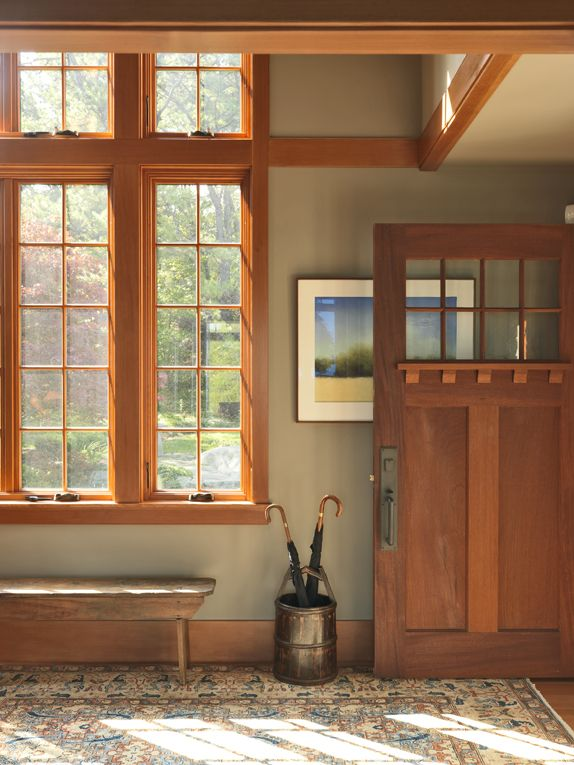 Best Craftsman Style Interiors Ideas On Pinterest Craftsman