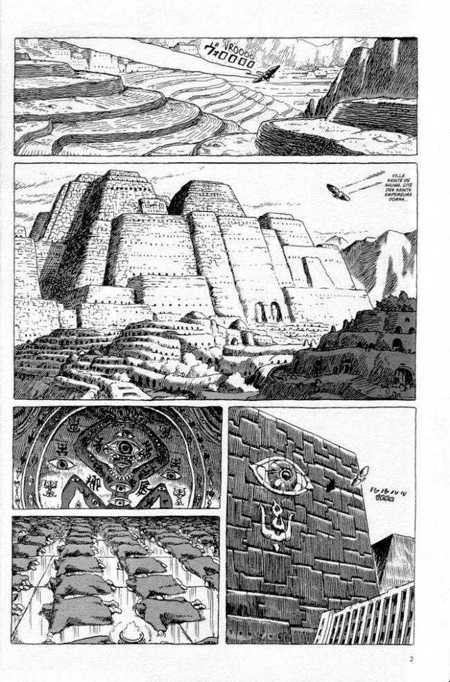 Nausicaa de Hayao Miyazaki : le manga d'une vie