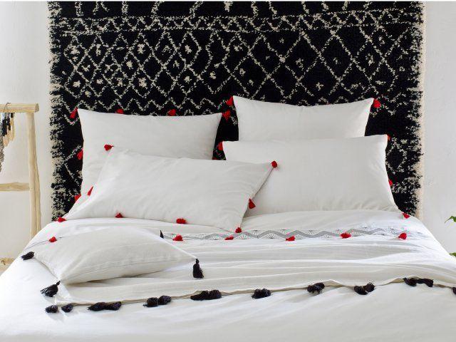 1000 id es sur le th me parure de lit sur pinterest housse de couette ling - La redoute parure de lit ...