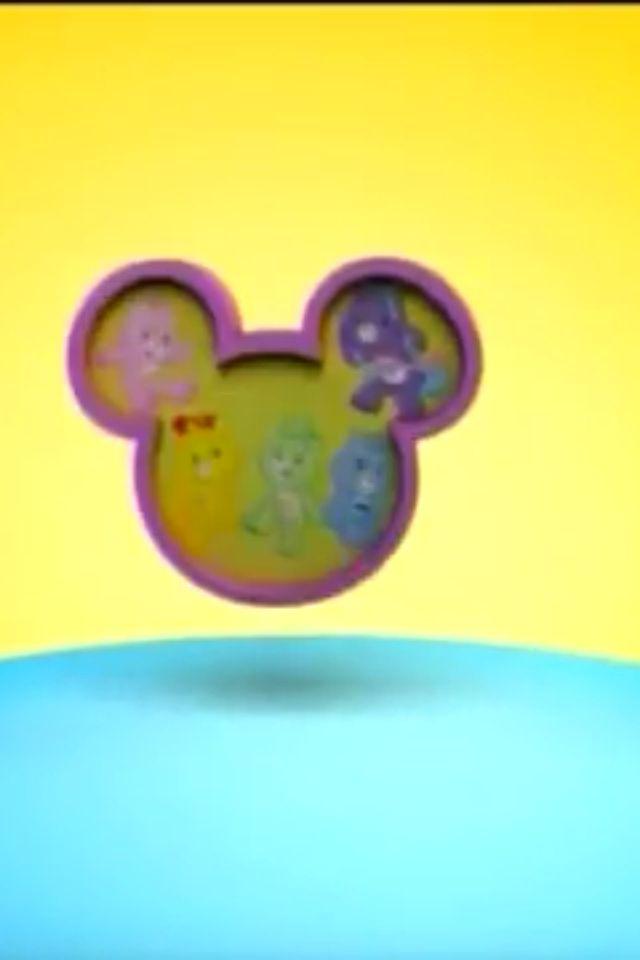 Disney Channel Care Bears Id Care Bears Disney Channel My Memory
