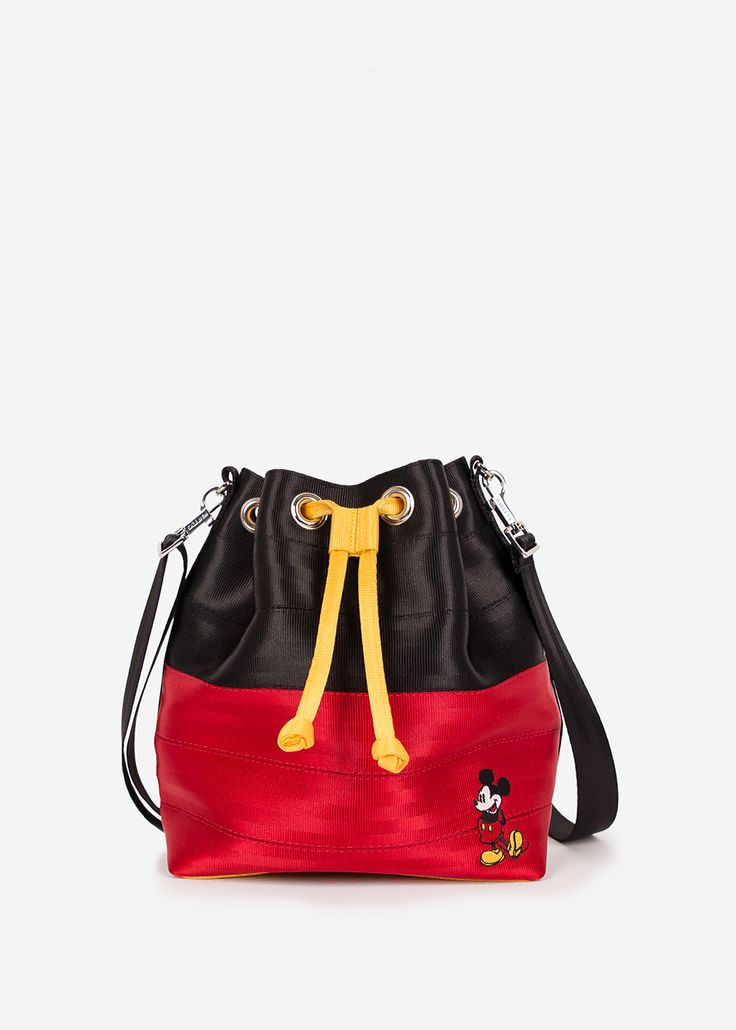 Harveys Park Hopper Colorblock Mickey Bag