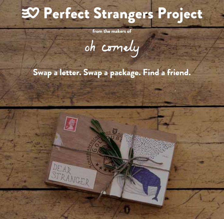 Perfect Strangers Project