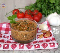 Il pesto alla trapanese e' un condimento fresco e molto gustoso della cucina…