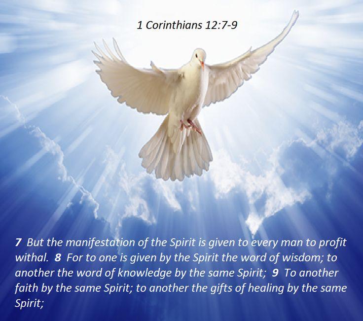9 gifts of the holy spirit kjv