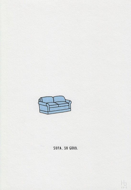 Jaco Haasbroek Minimalist Illustrations That Will Make You Smile