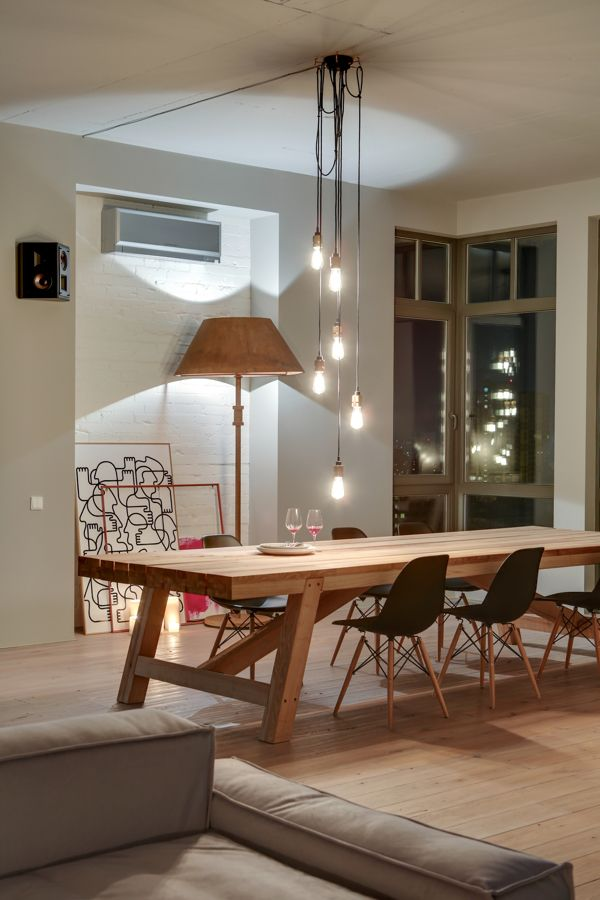 Best Contemporary Apartment Ideas On Pinterest Modern Living - A stylish apartment with classic design features