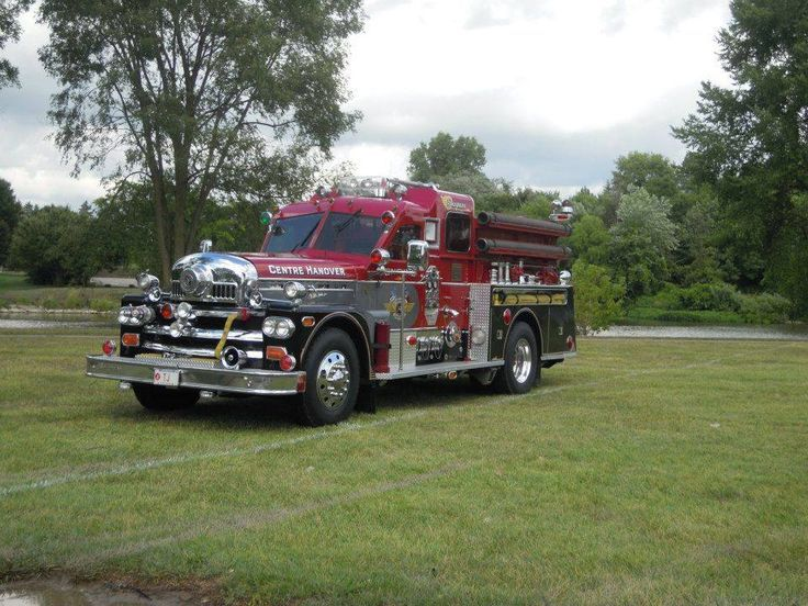 1000+ images about VINTAGE FIRE EQUIPMENT on Pinterest | Trucks ...