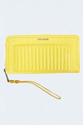 Compagnon Saffiano Wallet