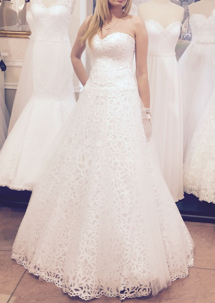 Fashion wedding dress for fashion bride