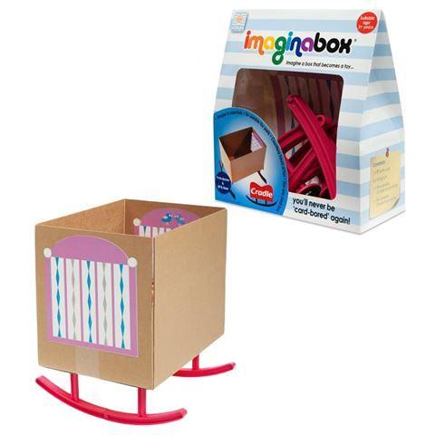 Imaginabox - Cradle Set | Peter's of Kensington