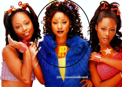 The Jasmine Brand Unconfirmed Natina Reed Of 90S R -4672