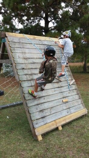 Cammo/army/navy/marine corps birthday themed party...obstacle course