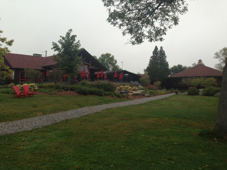 Killarney Mountain Lodge, Killarney ON