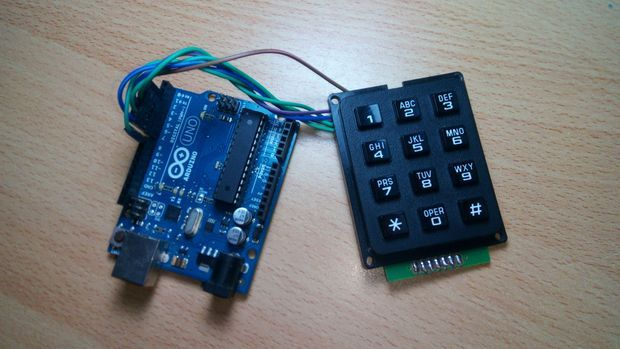 Picture of How to use a Keypad - Arduino Tutorial