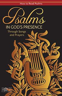 NEW Psalms Pamphlet! Learn what the different types of Psalms mean and who wrote them! Enrich your prayer and worship life today!