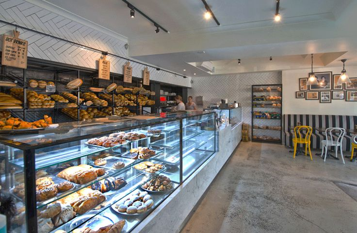 Glicks Bakery - Rose Bay Designed by Creative Differences Studio Fitout by Protech Hospitality