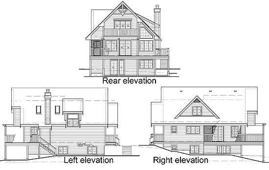 beach house plans - Inverted Beach House Plans, Beach House - Inverted Beach House Plans, Beach House Nutshellcanada.com