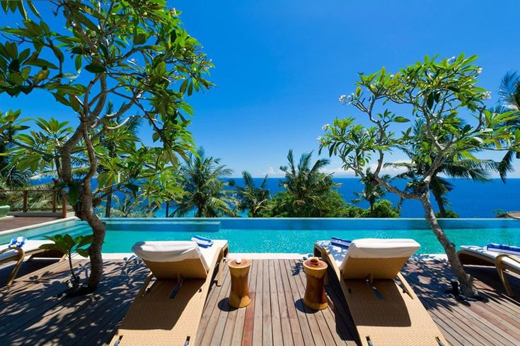 Malimbu Cliff Villa, Indonesia's Lombok Island