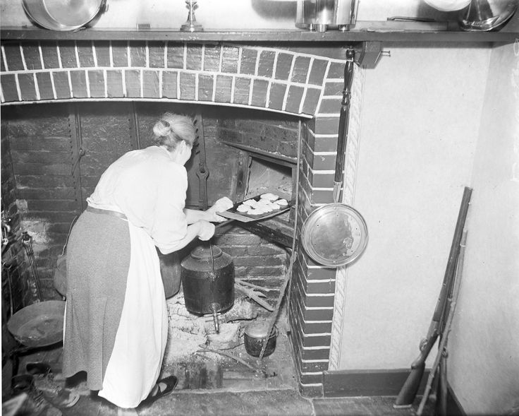 speak Cornish   Cornish Cottage - Bread Oven