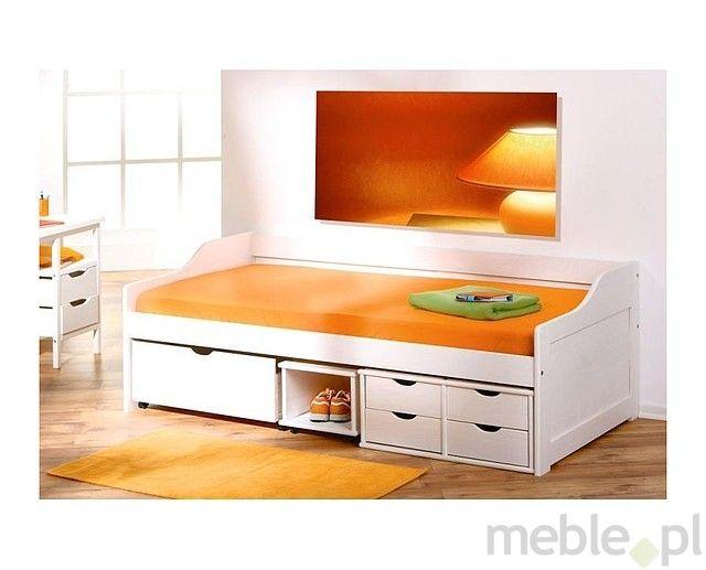 Łóżko z szufladami FLORO, Halmar - Meble