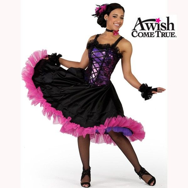 can can costume - Can Can Dancer Halloween Costume