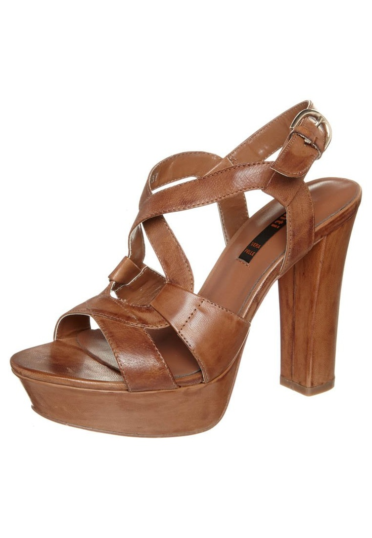 Cinti - Sandali con i tacchi - marrone
