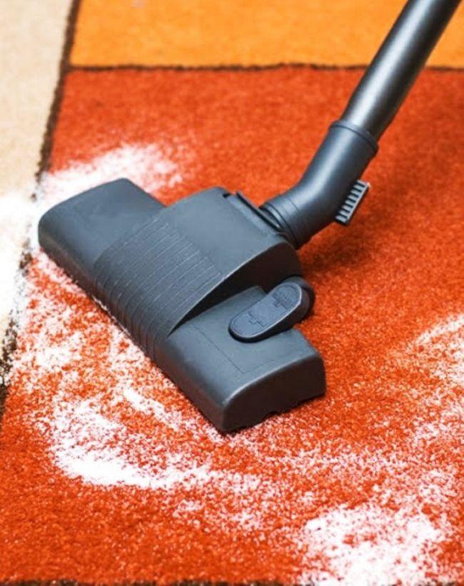 MENTŐÖTLET - kreáció, újrahasznosítás: A szőnyeg szagtalanítása, tisztítása