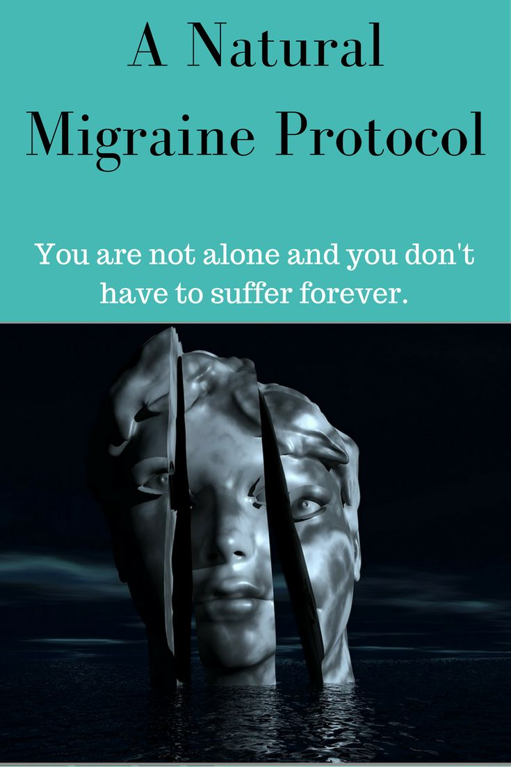I found a natural migraine protocol to help relieve pain and suffering. Find out how to stop your headaches.