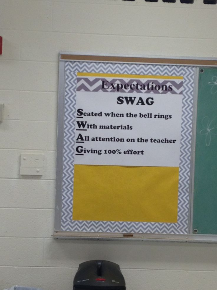 My jr high kids will have swag!
