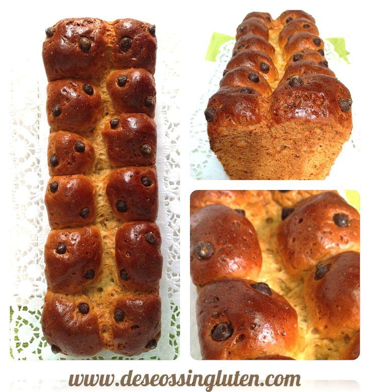 Deseos Sin Gluten: BRIOCHE SIN GLUTEN
