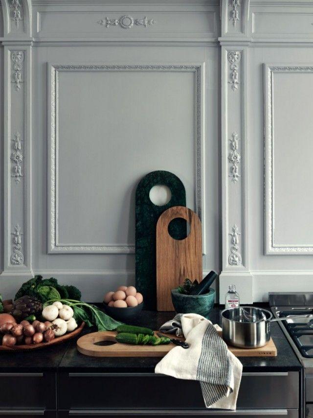 68 best Accessoires für die Küche images on Pinterest Wood, Deko - wandbilder für die küche