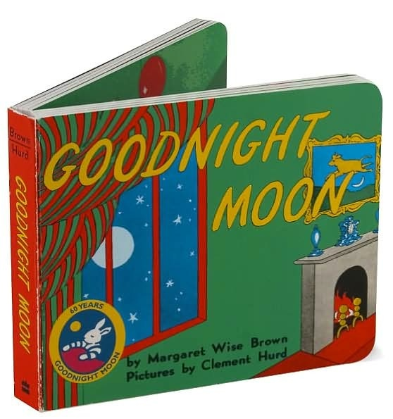 One of my favs that I now get to read to my baby.. :)    Goodnight Moon (Board Book)