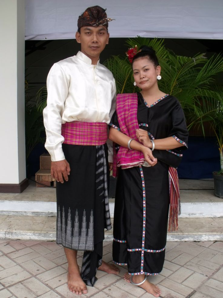 Baju Adat Pulau Sulawesi
