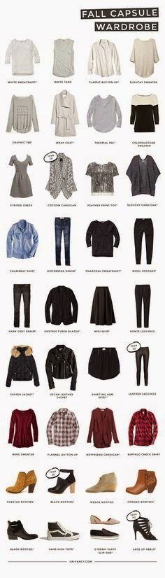 Sororessa: Projekt 333 - aneb minimalistický šatník