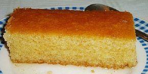 ΣΑΜΑΛΙ ΤΗΣ Μ.ΕΒΔΟΜΑΔΑΣ. ΔΕΝ ΕΧΕΙ ΟΥΤΕ ΛΑΔΙ! | Συστατικά 1 κιλό σιμιγδάλι (μισό ψιλό και μισό χονδρό) ½ κιλό ζάχαρη 1 κουταλάκι ξύσμα πορτοκαλιού 2 ποτήρια νερό 1 ποτήρι πορτοκάλι χυμό 2 φακελάκια μπέικιν πάουντερ  Για το σιρόπι 4 ποτήρια νερό 4 ποτήρια ζάχαρη