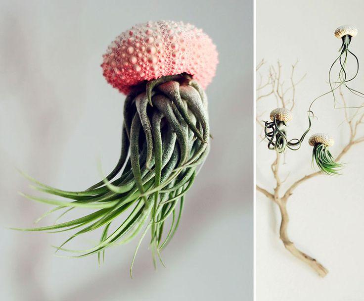 34 pots de fleurs originaux qui vous donneront envie de vous mettre au vert | Daily Geek Show